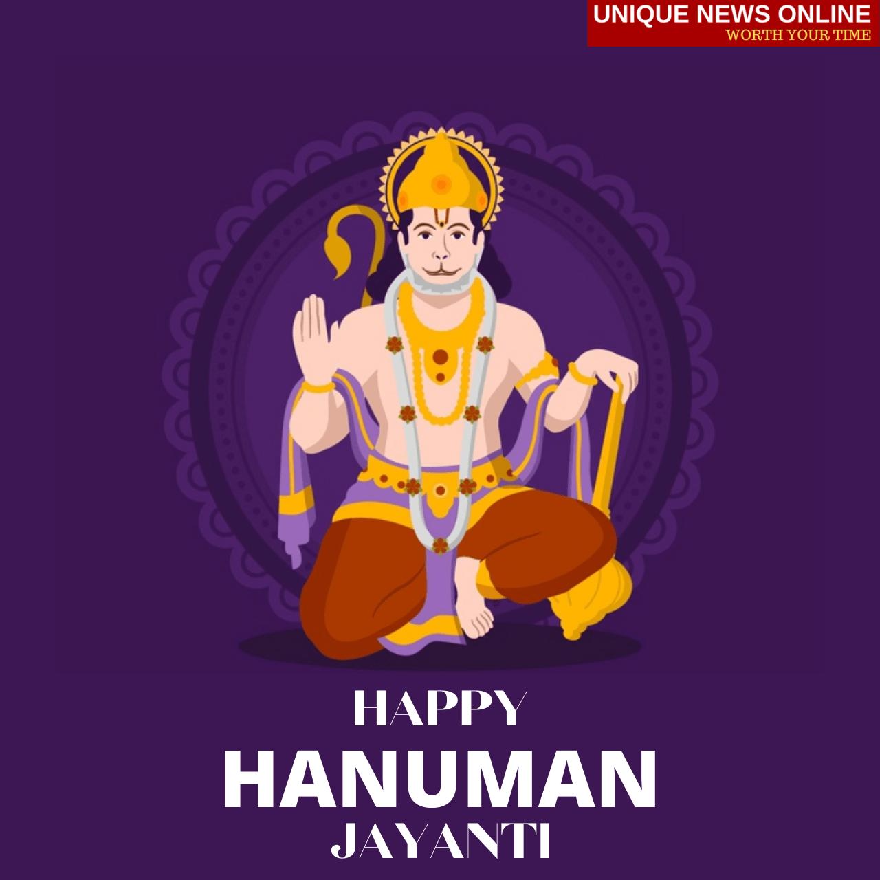 Happy Hanuman Jayanti 2021 WhatsApp Status Video Download for Hanuman Janmostav