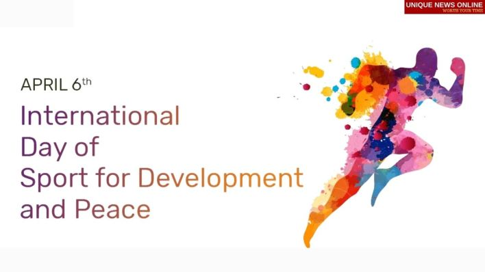 international day of sport for development and peace Wishes, Quotes, Images