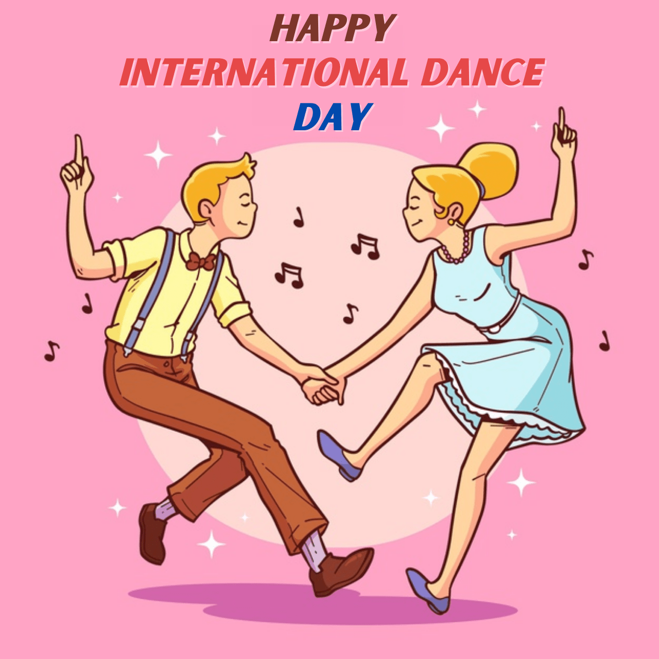 Happy International Dance Day 2021 Wishes, Messages, Greetings, Quotes, and Images