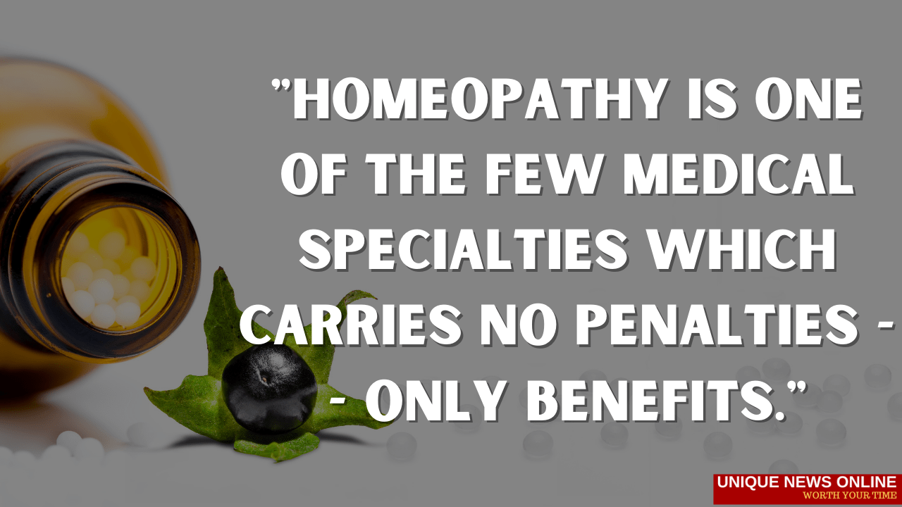 World Homeopathy Day 2021 Theme, Wishes, Quotes, and Images to Share
