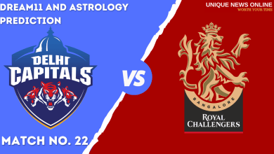 DC vs RCB Match Dream11 and Astrology Prediction, Head to Head, Dream11 Top Picks and Tips, Captain & Vice-Captain, and who will win Delhi Capitals or Royal Challengers Bangalore?