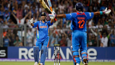"""2011 World Cup Final, Golden Memories: """"Dhoni finishes off in the Style, India left the World Cup after 28 Years"""""""