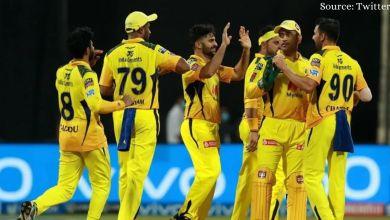 IPL 2021: Chennai at the top, Hyderabad at the bottom
