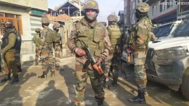 Anantnag Encounter Today: 3 terrorists killed in the Anantnag encounter, 3 terrorists were killed here 5 days ago