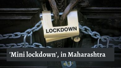 'Mini lockdown', med-driver, and home delivery allowed in Maharashtra