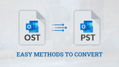 Easy Methods to Convert OST to PST Format - A Complete Guide
