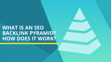 What is an SEO backlink pyramid? How does it work?