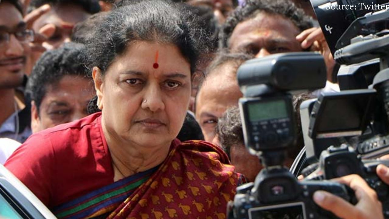Tamil Nadu elections: name missing from the voter list, Sasikala could not cast her vote