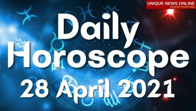 Daily Horoscope: 28 April 2021, Check astrological prediction for Aries, Leo, Cancer, Libra, Scorpio, Virgo, and other Zodiac Signs #DailyHoroscope