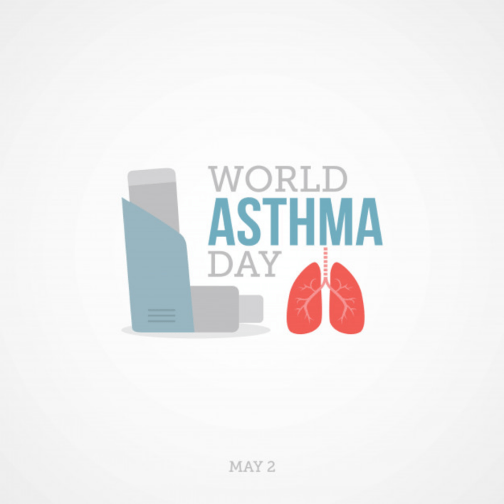 World Asthma Day poster