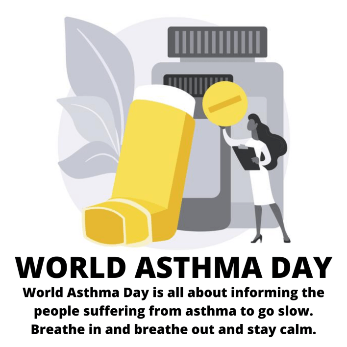 World Asthma Day Quotes
