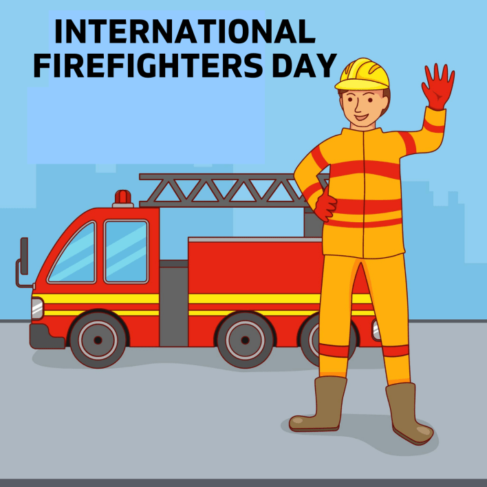 International Firefighters Day Quotes