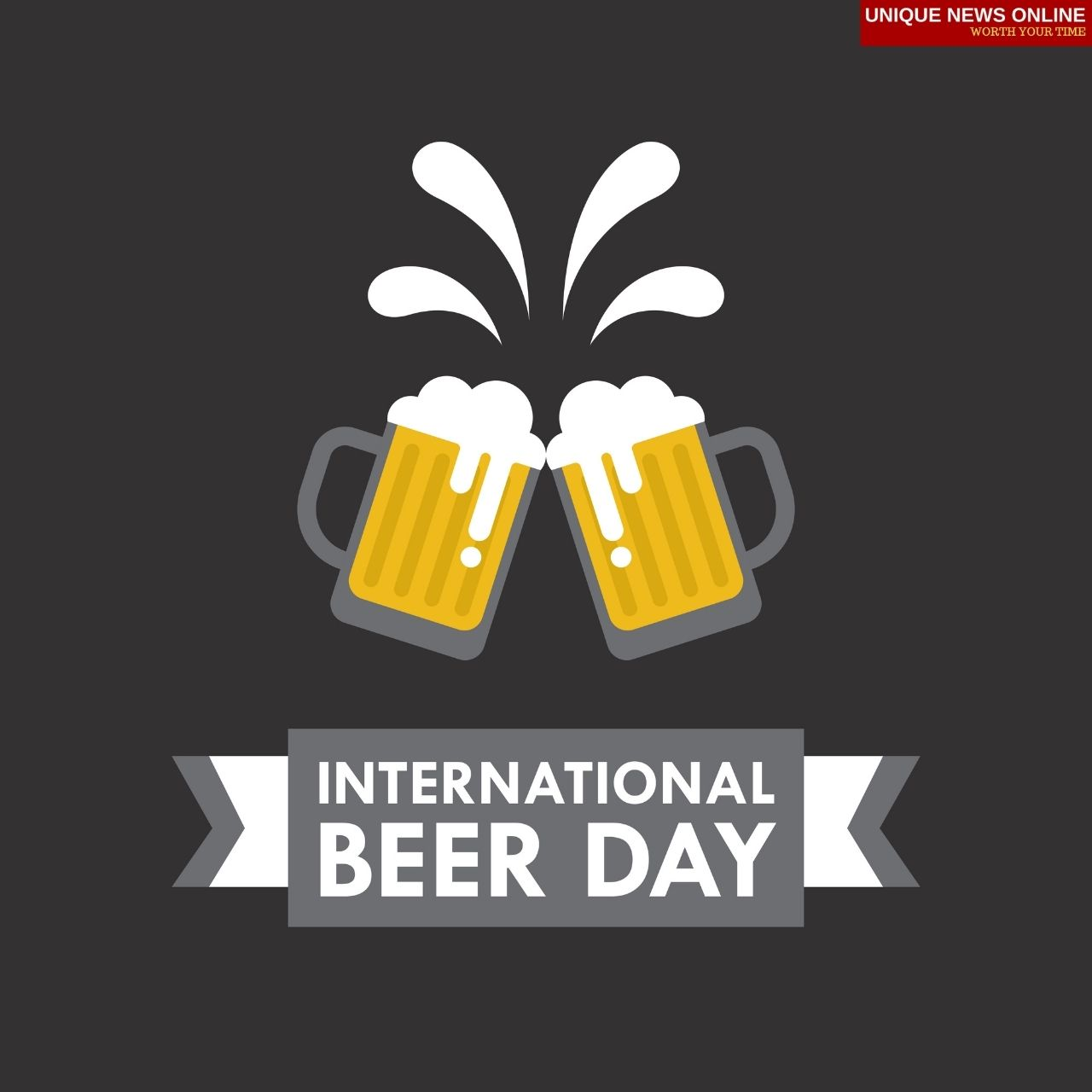 International Beer Day 2021 Quotes, HD Images, Wishes, and Gif to Celebrate the Day
