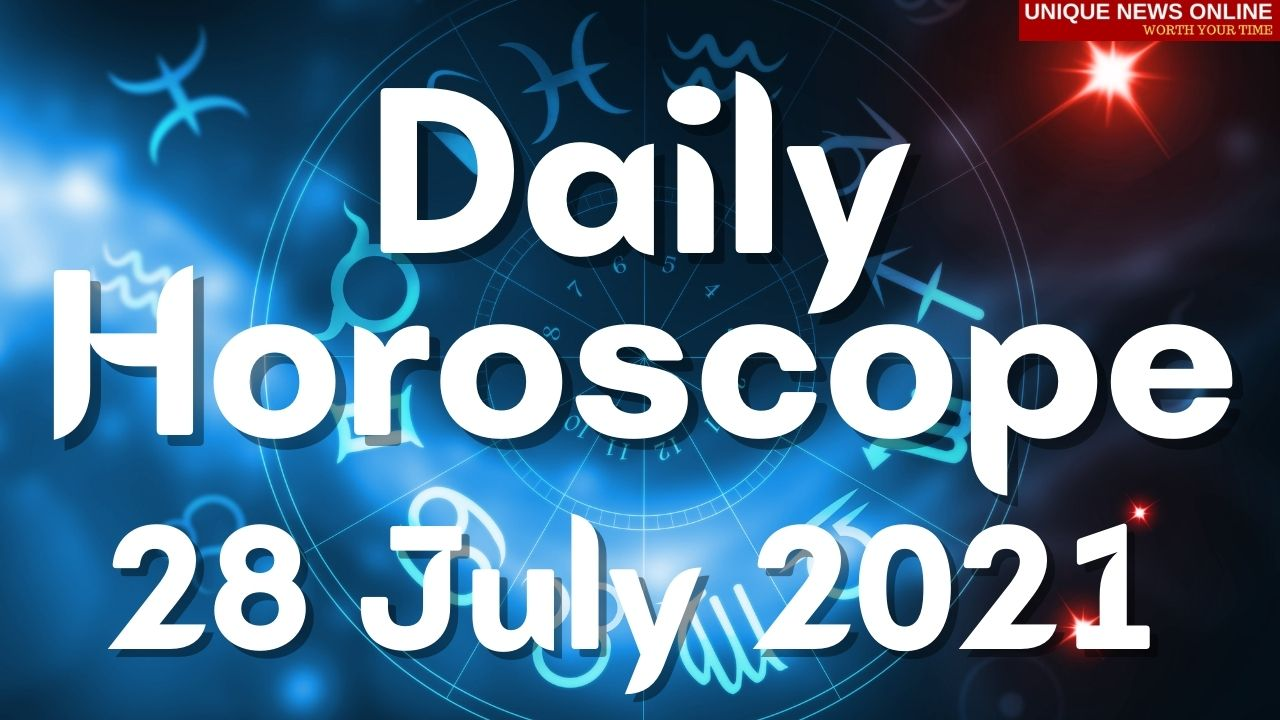 Daily Horoscope: 28 July 2021, Check astrological prediction for Aries, Leo, Cancer, Libra, Scorpio, Virgo, and other Zodiac Signs #DailyHoroscope