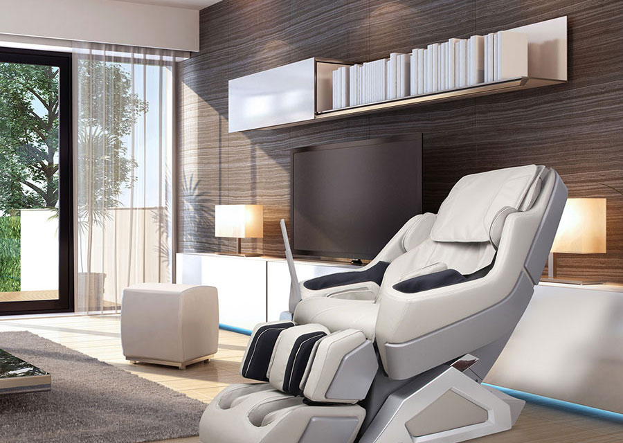 Home Spa and Hospitality: 5 Tips For The Best Massage Chairs