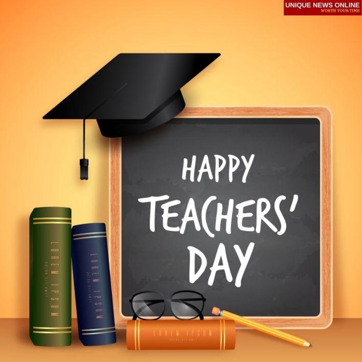 Happy Teachers' Day 2021