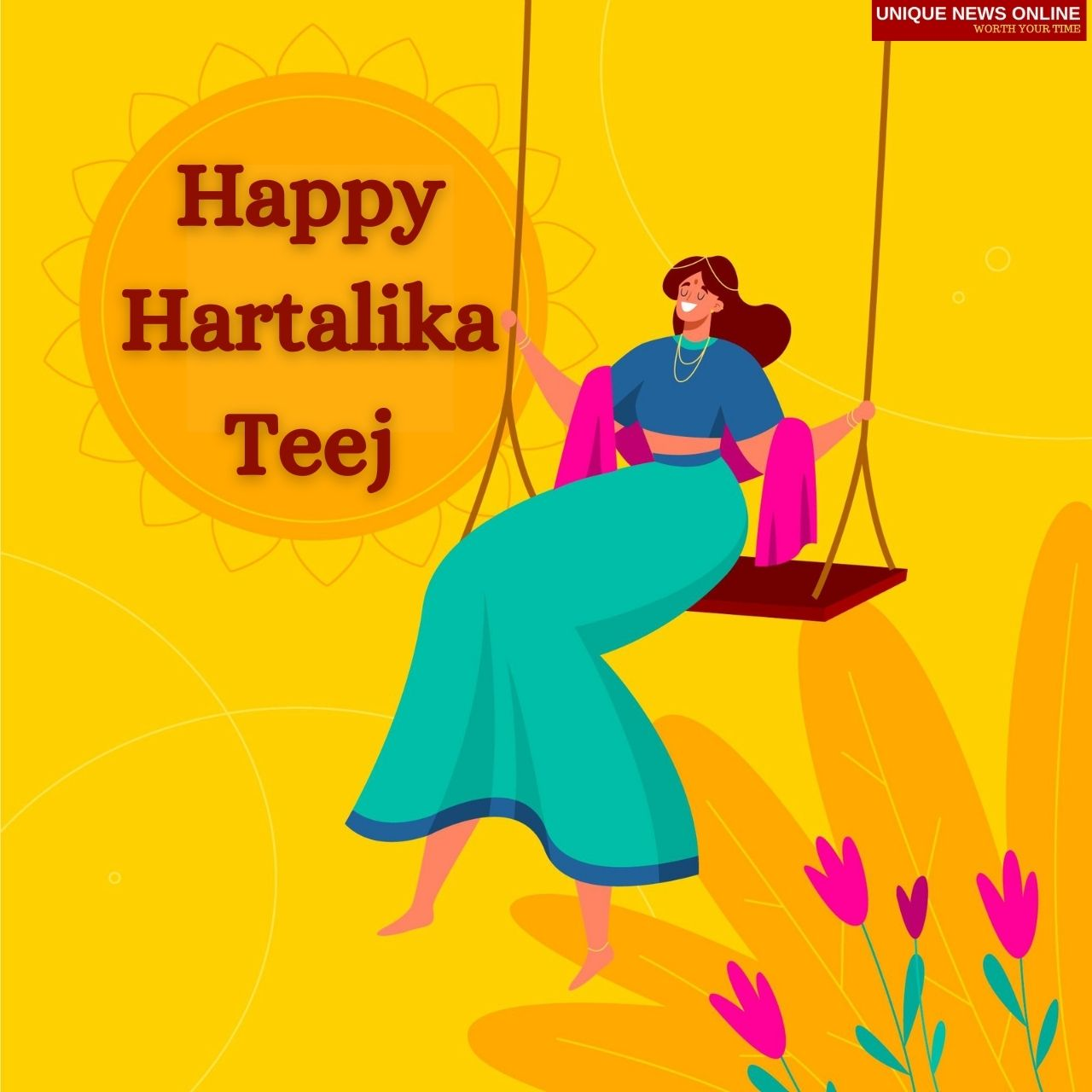 Hartalika Teej 2021 Wishes, Quotes, Greetings, Messages, HD Images, Wallpaper, and Status to Share