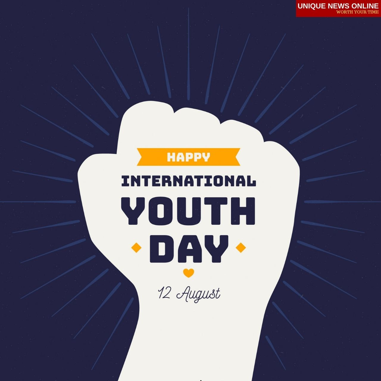 International Youth Day 2021 Theme, Wishes, Quotes, Slogan, Poster, Messages, Greetings, Status and HD Images to Share
