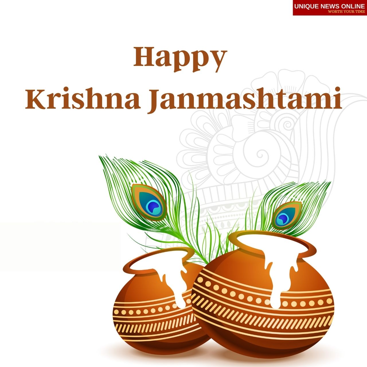Happy Krishna Janmashtami 2021 Wishes, HD Images, Quotes, Messages, Greetings, Facebook & WhatsApp Status