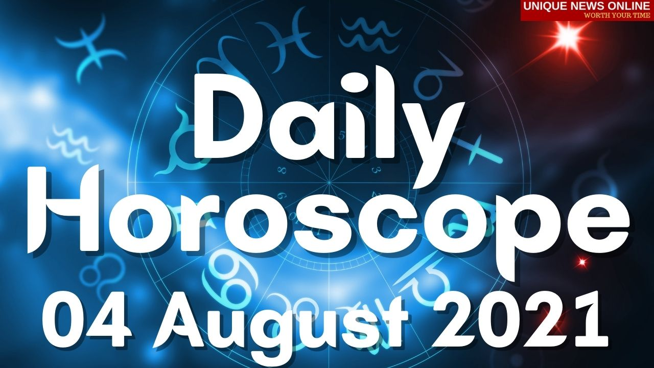 Daily Horoscope: 04 August 2021, Check astrological prediction for Aries, Leo, Cancer, Libra, Scorpio, Virgo, and other Zodiac Signs #DailyHoroscope