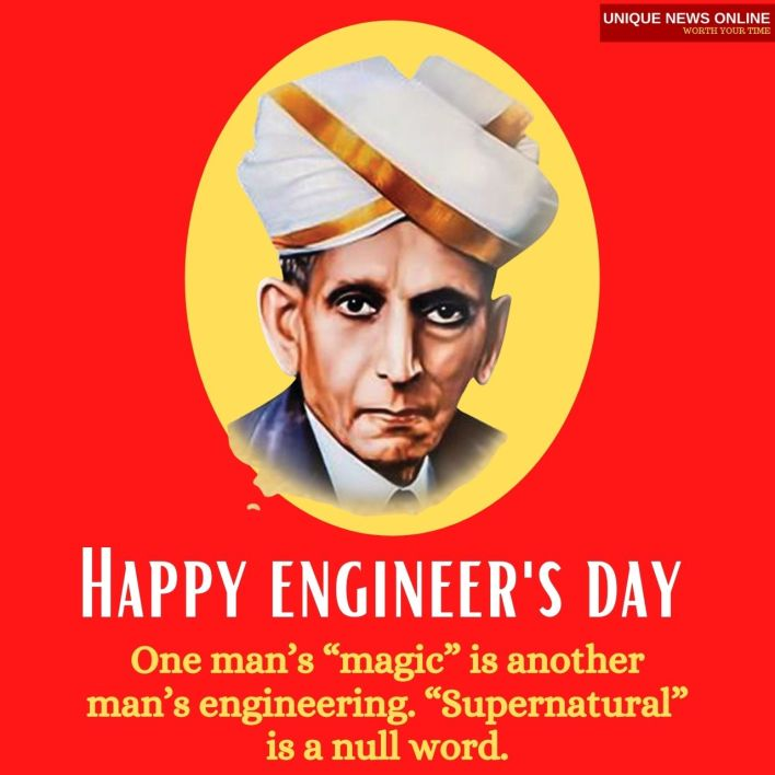 Engineer's Day Messages
