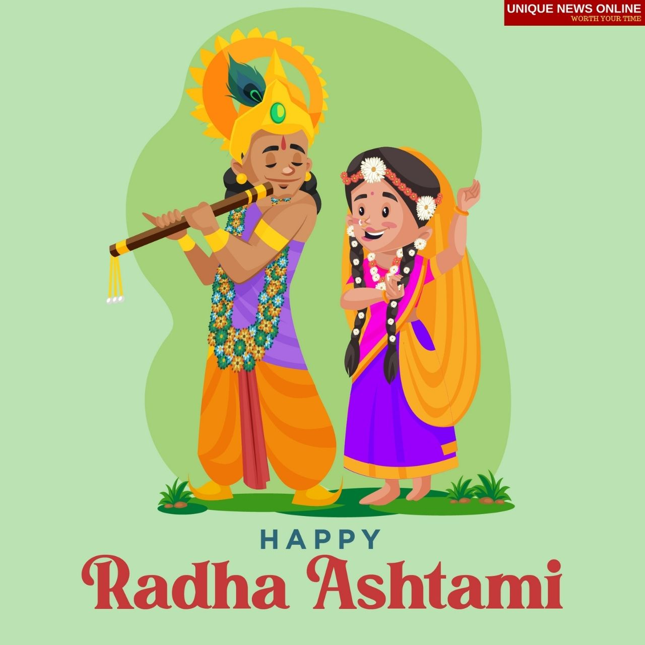 Happy Radha Ashtami 2021 Wishes, Quotes, HD Images, Status, and Greetings to greet anyone