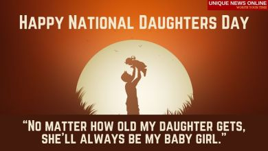 National Daughters Day (US) 2021 Meme, Funny Messages, Sayings, Social Media Posts, and Stickers to share
