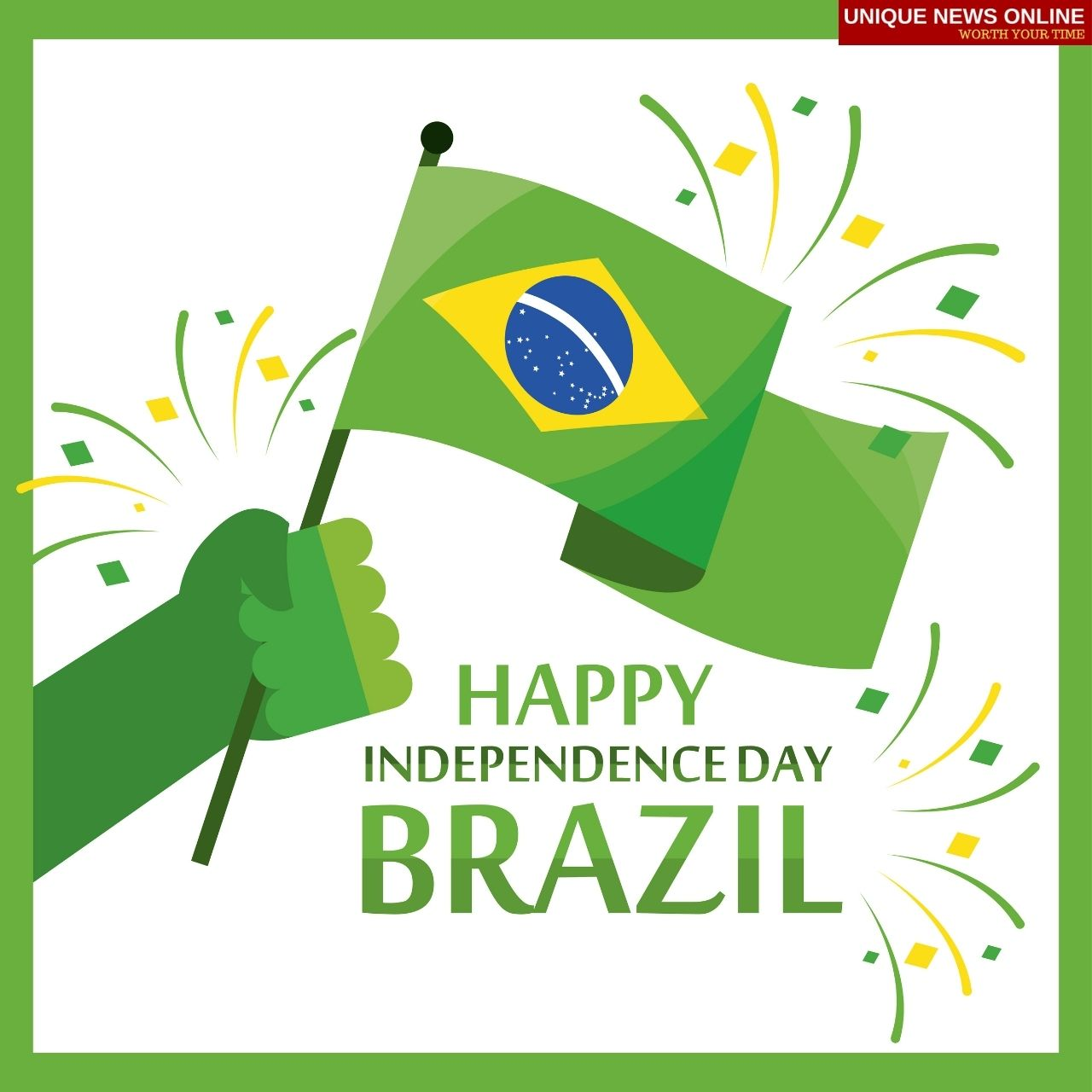 Brazil Independence Day 2021 Wishes, HD Images, Quotes, Messages, Greetings, Stickers and Messages to Share,