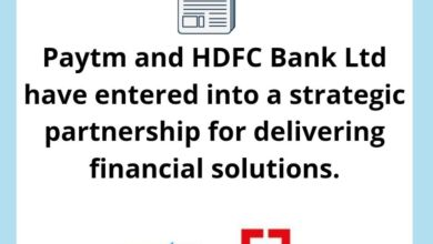 Good news for HDFC customers will launch a new range of credit cards in association with Paytm ahead of the festive season