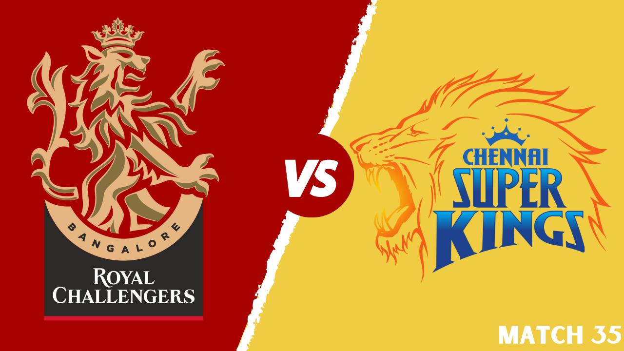 RCB vs CSK, IPL 2021 Match no. 35 Dream11 and Astrology Prediction, Head-to-Head records, Fantasy Tips, Top Picks, Captain & Vice-Captain Choices for Mumbai Indians and Kolkata Knight Riders Match