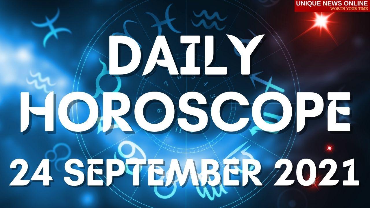 Daily Horoscope: 24 September 2021, Check astrological prediction for Aries, Leo, Cancer, Libra, Scorpio, Virgo, and other Zodiac Signs #DailyHoroscope