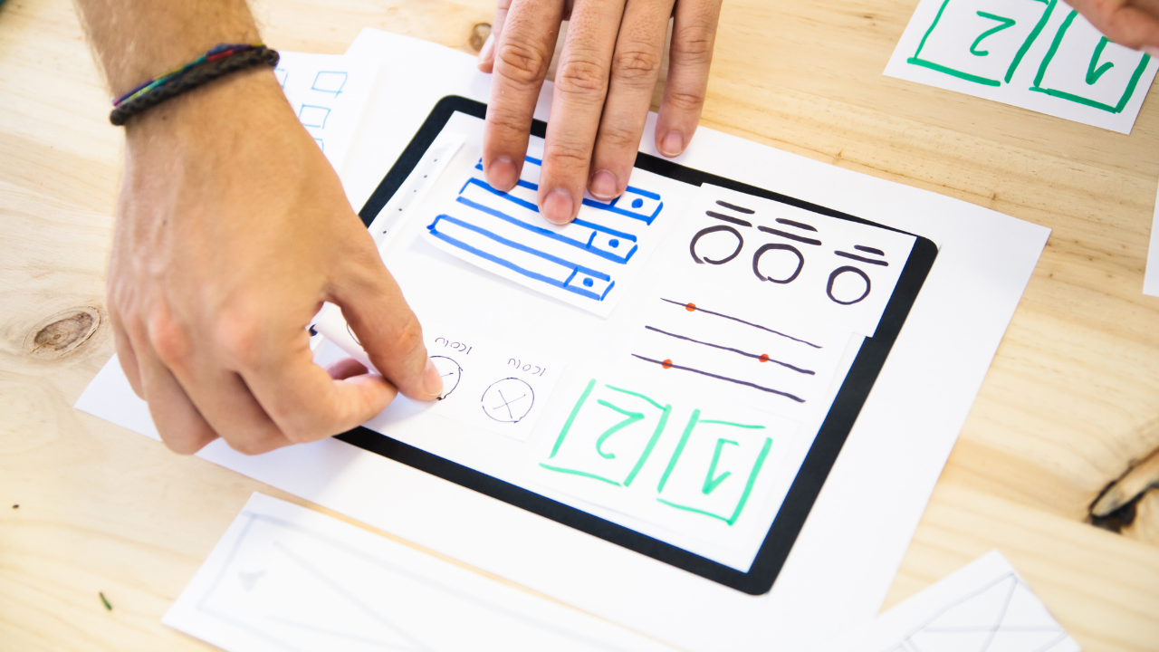 What are some of the advantages of using enterprise interface designers?