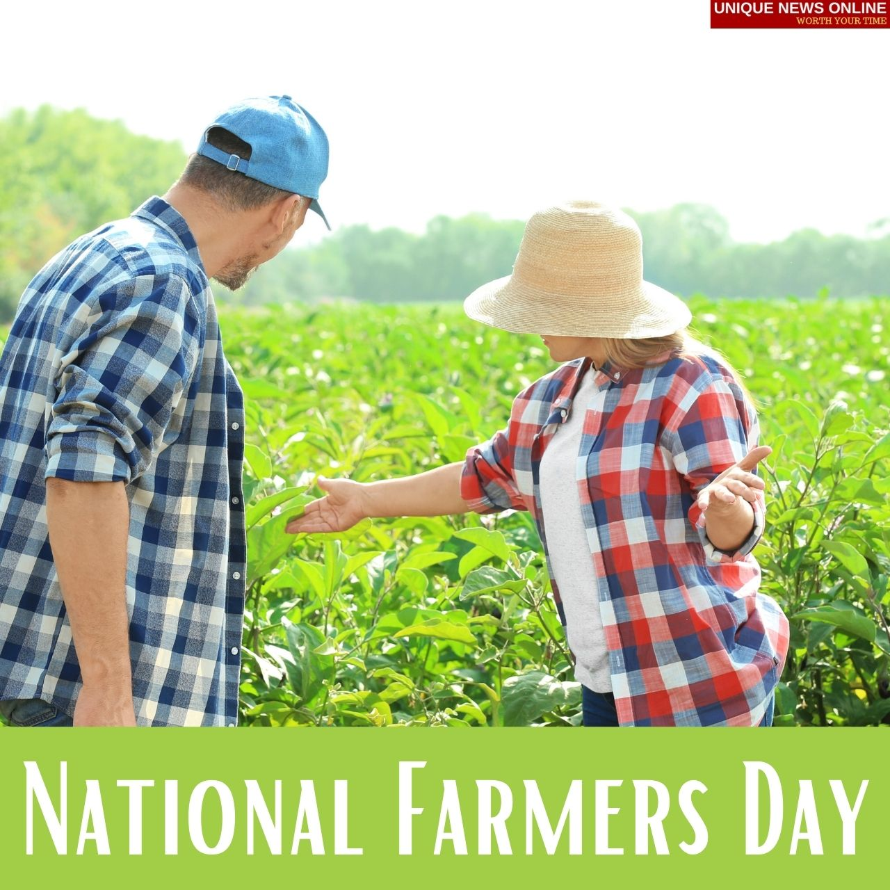 National Farmers Day (US) 2021 Quotes, Wishes, Images, Messages, and Greetings to share