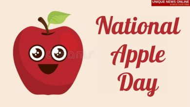 National Apple Day (US) 2021 Wishes, HD Images, Quotes, Stickers, and Messages to Share