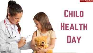 बाल आरोग्य दिवस (यूएस) 2021 अवतरण, प्रतिमा, संदेश आणि सोशल मीडिया पोस्ट जागरूकता निर्माण करण्यासाठी