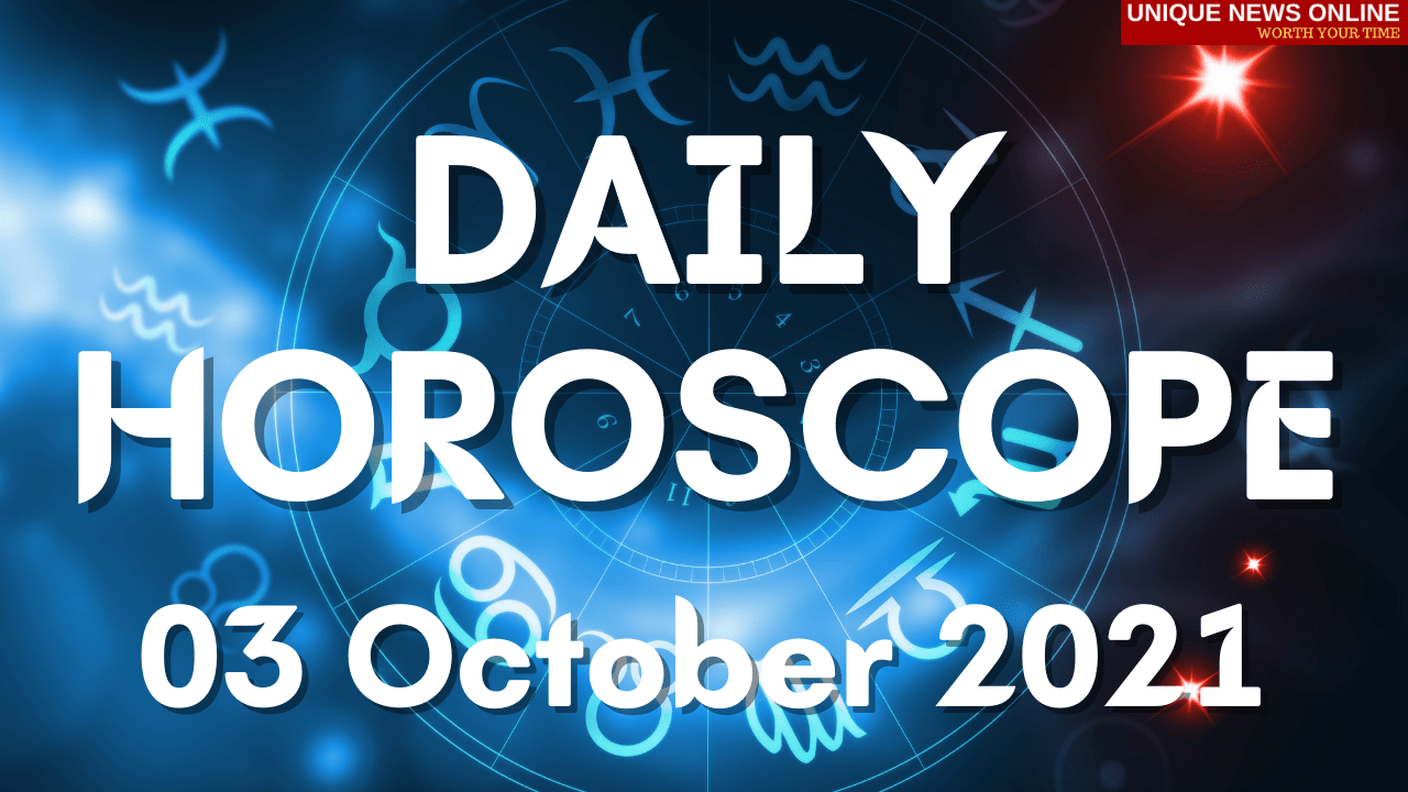Daily Horoscope: 03 October 2021, Check astrological prediction for Aries, Leo, Cancer, Libra, Scorpio, Virgo, and other Zodiac Signs #DailyHoroscope