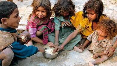 Global Hunger Index 2021 List shows the condition of hunger in the country, listed at 101st position
