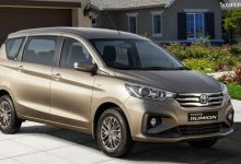 Toyota's new Rumion MPV, based on Maruti Suzuki Ertiga revealed, may be launched in India