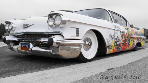 Check Out This Cool Caddy!