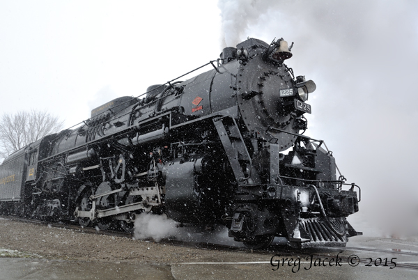 Pere Marquette 1225 in 5.1 Surround Sound Video has surpassed 300K VIEWS!