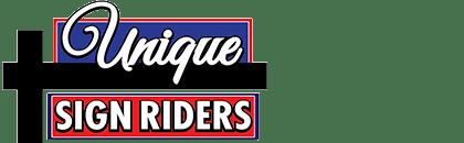 Unique Sign Riders