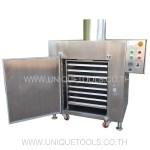 ตู้อบไล่น้ำมัน แบบถาด ขนาด 8 ถาด ระบบไฟฟ้า หรือ ระบบแก๊ซ ( Tray Dryer )