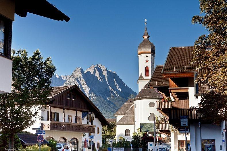 Image result for Garmisch-Partenkirchen
