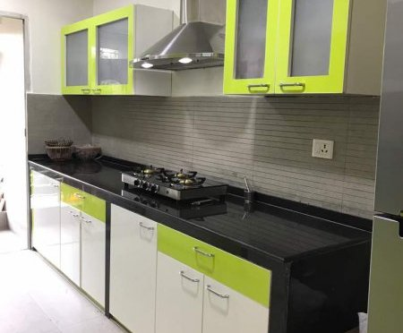 Vandana Ji's U Shape Kitchen