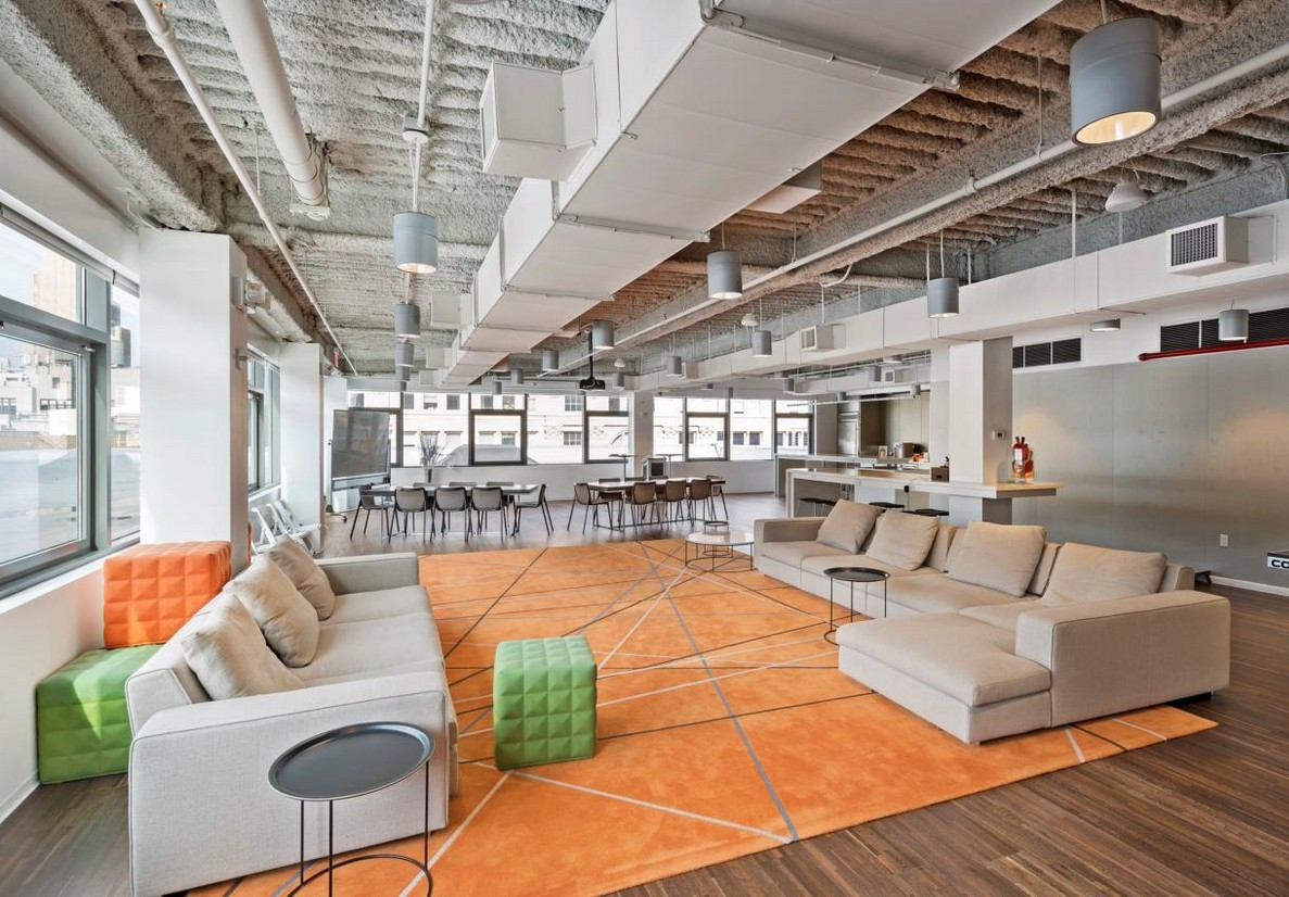 Tech Space in Chelsea - 50,000 RSF of Prime Office Space - uniqueworkspaces.com