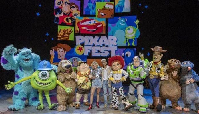 Pixar Fest.