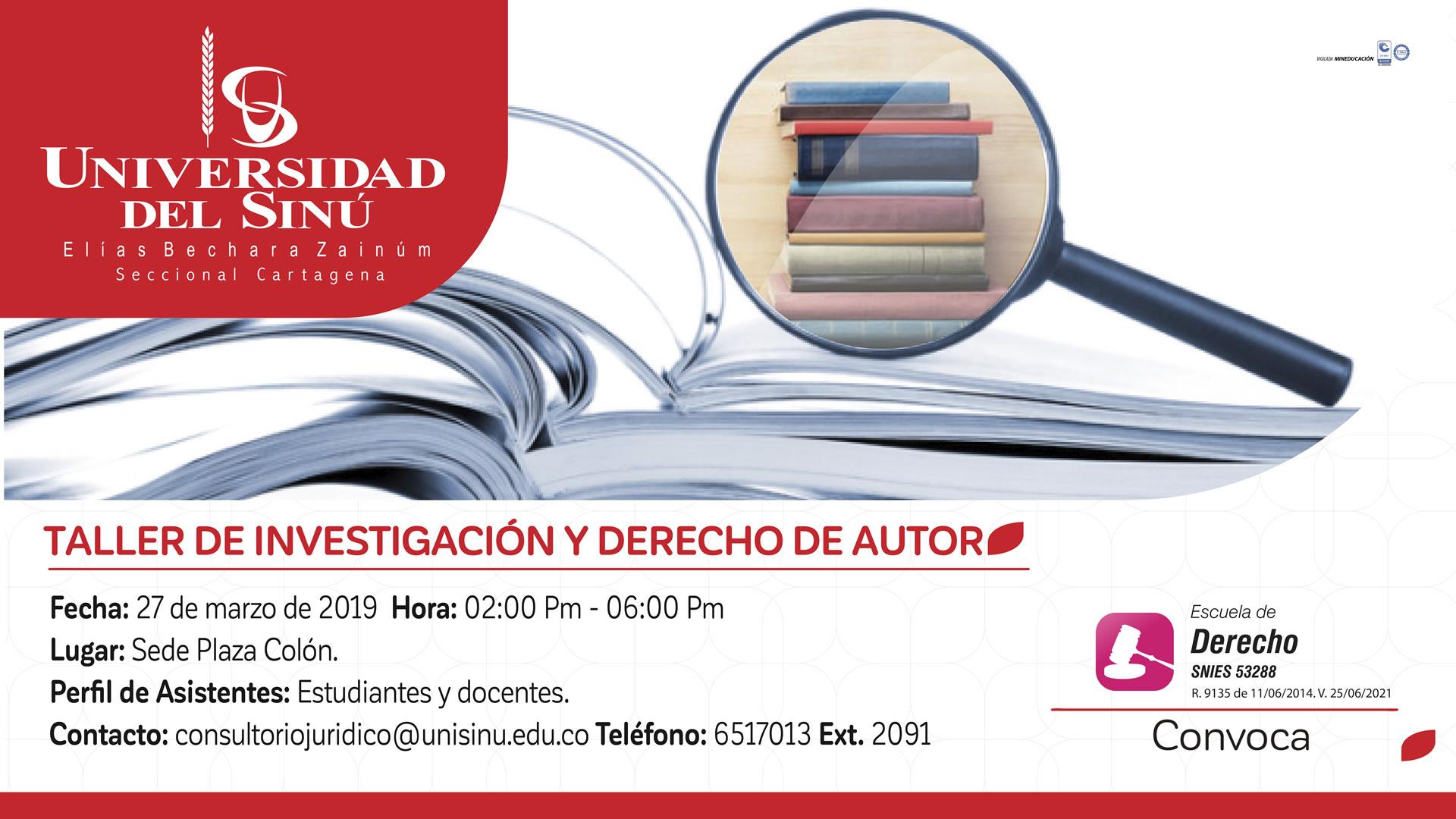 taller de investigacion y derecho de autor2019-1p