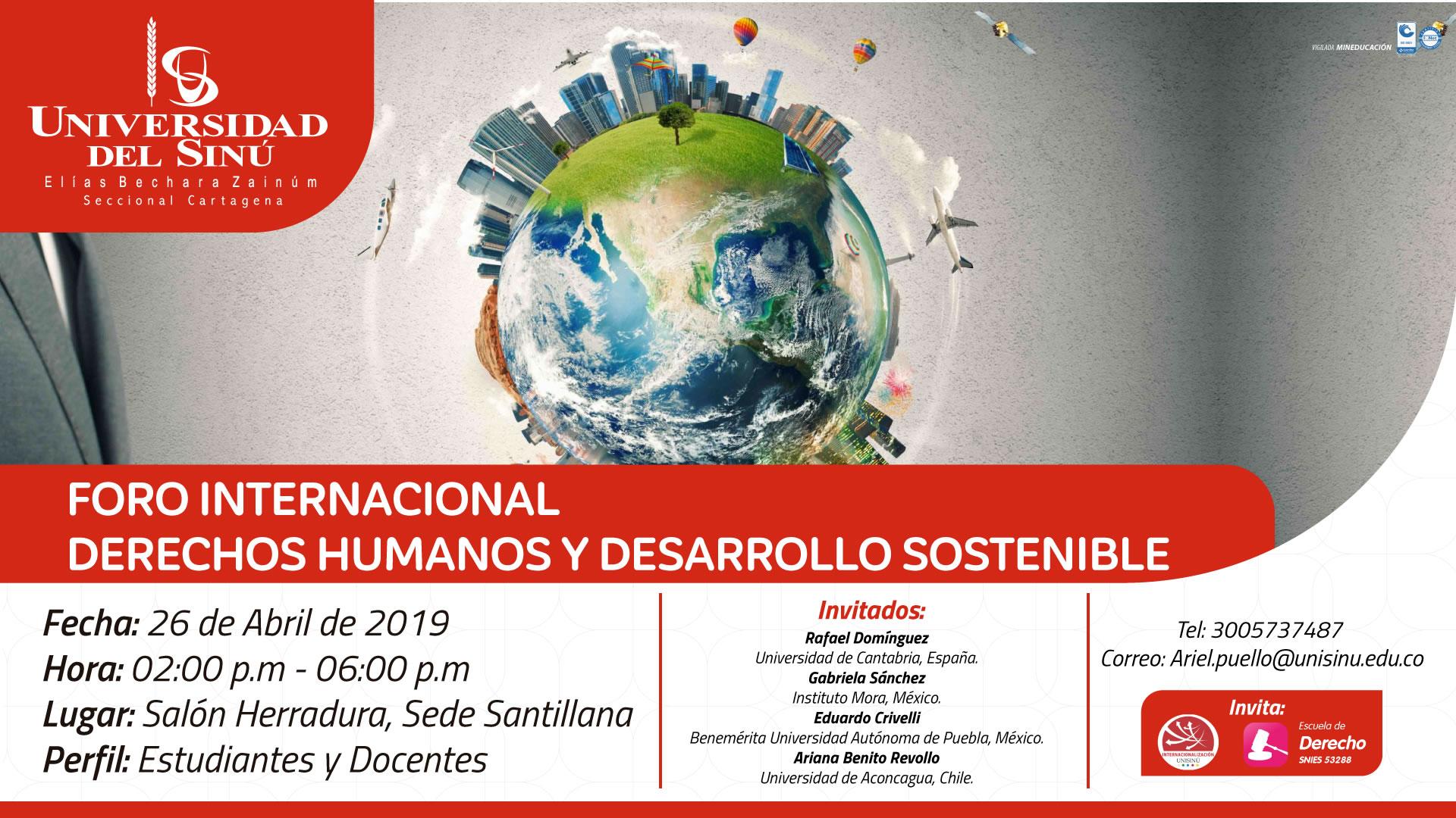 FORO-DERECHOS-HUMA2NOS-Y-DESARROLLO-SOSTENIBLE