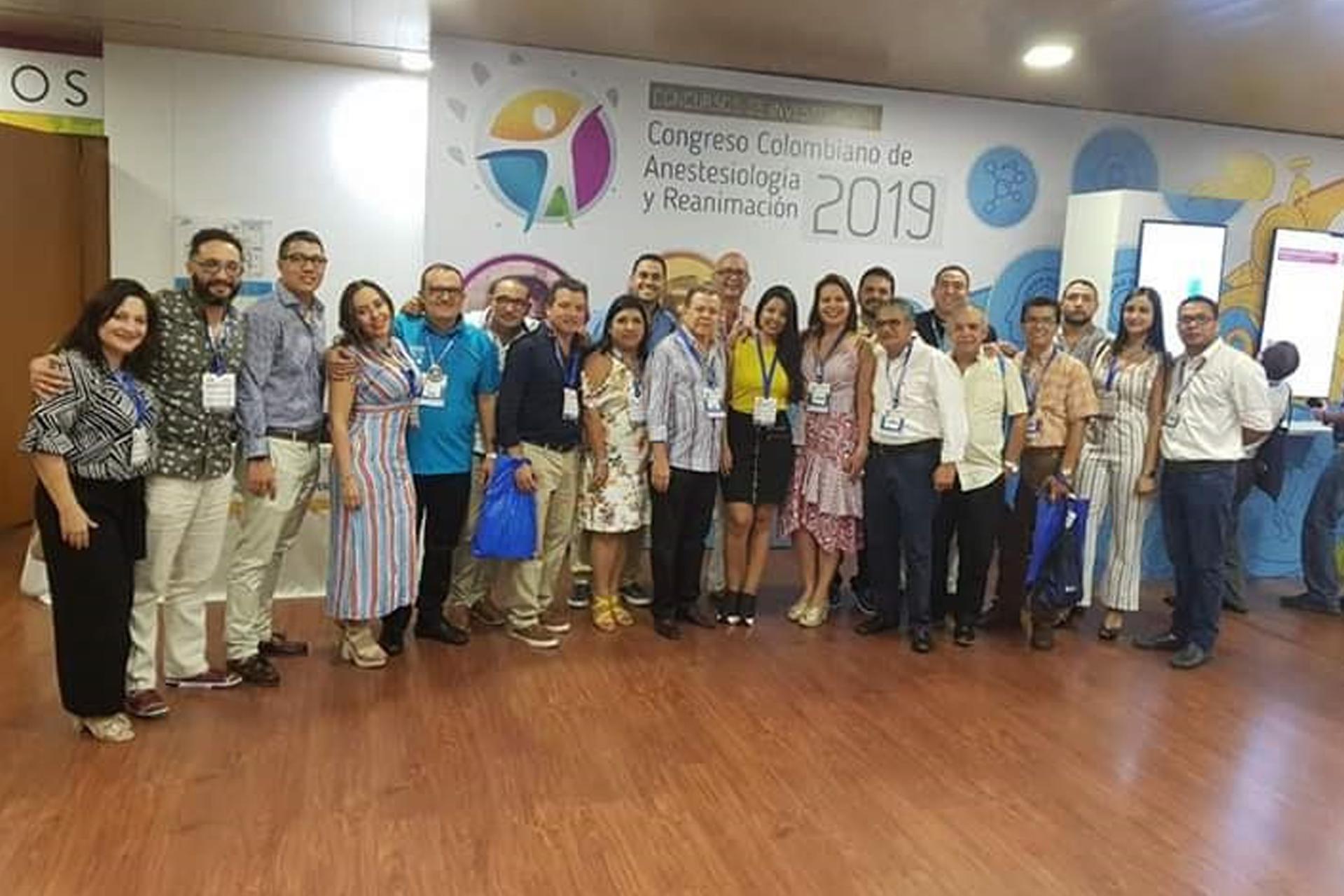XXXIII Congreso Colombiano de Anestesiología y Reanimación