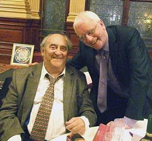 Densi Goldberg and John Stevenson